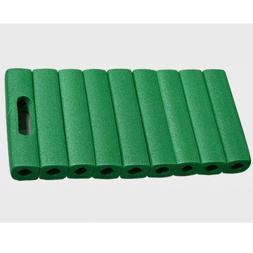 Unimet Kniekissen-585747, grün, 41 x 20 x 4.5 cm, 140697