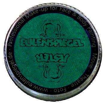 Eulenspiegel - Maquillaje Profesional Aqua, 12 ml / 18 g, Color Brillo perlino Verde (130445)