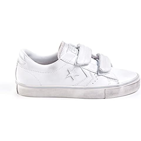 CONVERSE PRO LEATHER STRAPP 155240CS WHITE MONOCHROME