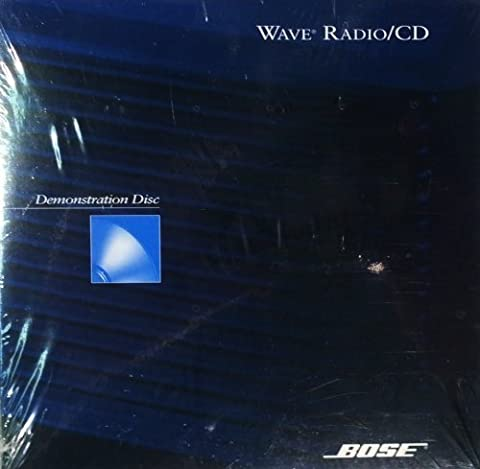 Bose. Wave Radio CD. Demonstration Disc. by Various (0100-01-01)