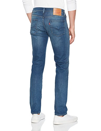 Levi's Herren Jeans 511 Slim Fit Amazon Exclusive Blau (Sooty Ember 2007)
