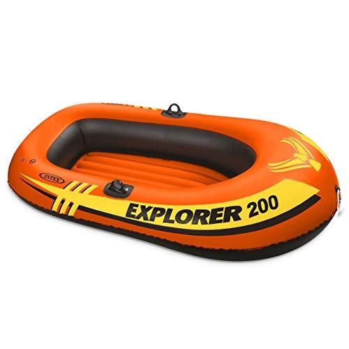 Intex Explorer 200, 2Personen Aufblasbares Boot