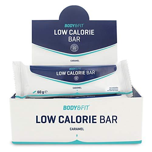 Body & Fit Low Calorie Bar - Caramel - low carb Proteinriegel -