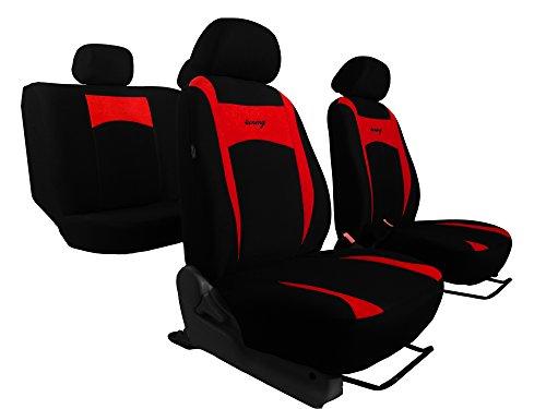 Sitzbezüge Sitzbezug Schonbezüge für Toyota RAV4 Komplettset Elegance P1