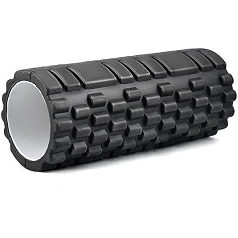 Kabalo 1 x con textura de puntos gatillo ejercicio / Yoga Rodillo de espuma para gimnasia, Pilates, Physio - equipos de gimnasio en casa!