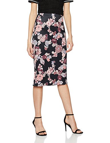 find-womens-floral-pencil-skirt-black-black-mix-x-large