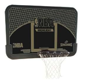 Panneau de Basket Highlight Gold Print