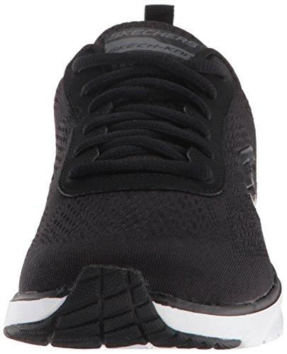 Skechers 12205 femmes Baskets Noir