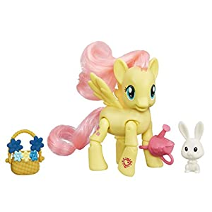 My Little Pony - Muñeca con Movimiento Fluttershy (Hasbro B5675ES0)