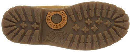Dockers by Gerli 19pa340-300, Stivaletti Donna Giallo (Golden Tan)