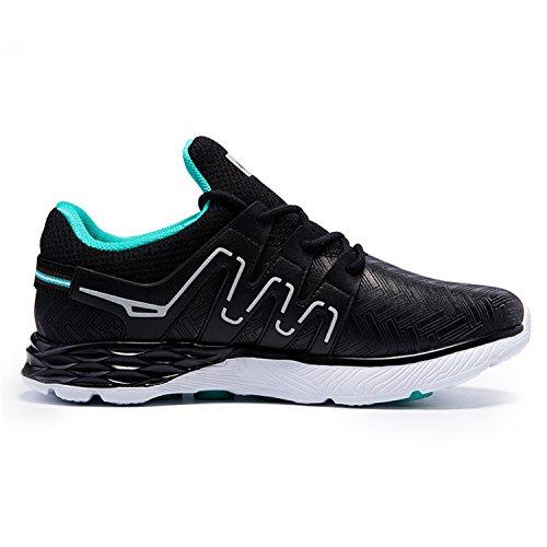 Onemix Ultraléger Chaussures de Course Homme Black