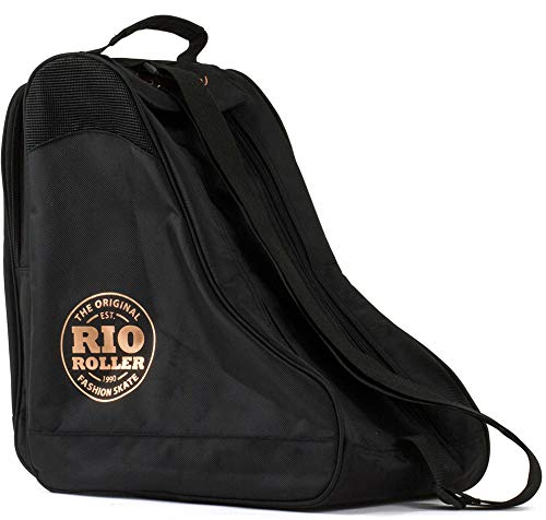 Rio Roller Bag Tasche für Schlittschuhe Unisex Kinder Jugend Rosa (Rose Gold), Einheitsgröße