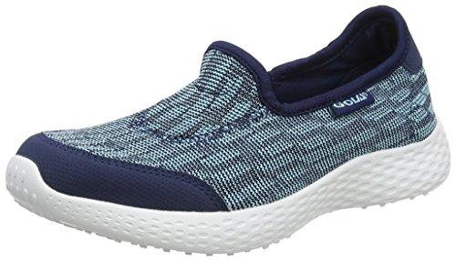 Gola San Luis, Chaussures Multisport Outdoor Femme, Bleu