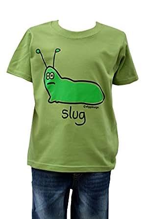 Slug T.shirt 3-4 yrs