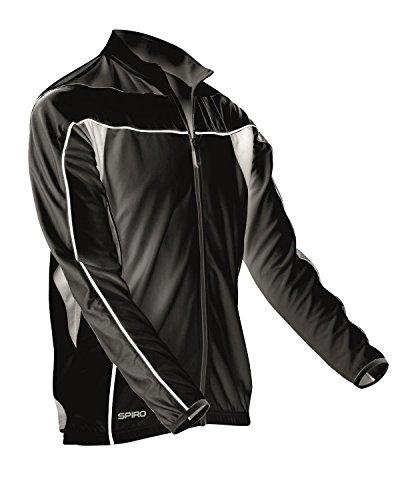 Spiro - Veste de sport - Femme Multicolore - Black/ White