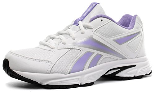 Reebok TRANZ RUNNER RS V53532 White/Purple/Silver
