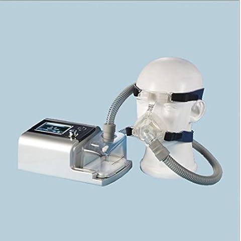 Denshine 35(pantalla TFT de plata Shell portátil Auto CPAP máquina para dormir apnea-hypopnea