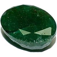Esmeralda de Pakistán piedra preciosa natural & facettiert 2.90quilates
