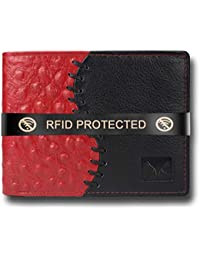 829f04a5a1faf5 Red Men's Wallets: Buy Red Men's Wallets online at best prices in ...