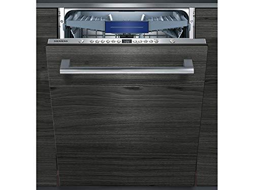 Siemens SX636X01NE Vollintegrierbarer Einbaugeschirrspüler XXL Schublade