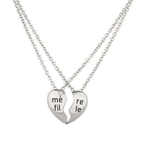 lux-accessoires-silvertone-mere-fille-charme-collier-lot-2