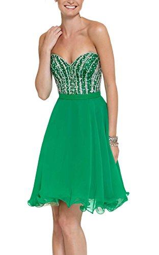 Bridal_Mall - Robe de mariage - Trapèze - Femme Vert