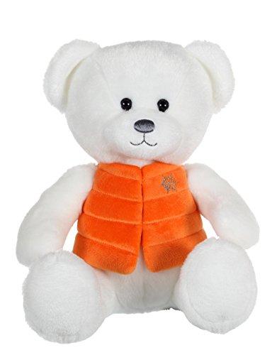 Gipsy 070687-Oso Polar-24cm-Naranja