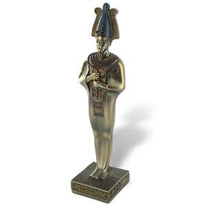 Statuette du Dieu Egyptien Osiris - Décoration égyptienne