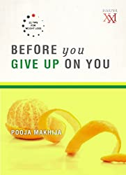 Before You Give Up on You