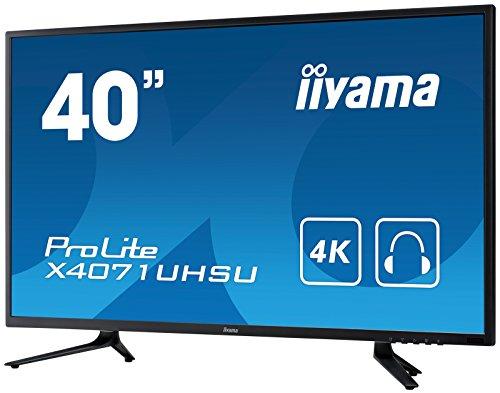 Iiyama X4071UHSU B1 40 Inch LCD Monitor Monitors