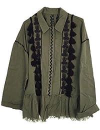 Amazon Zara Cappotti it Donna E Abbigliamento Giacche rEvrFxHqB