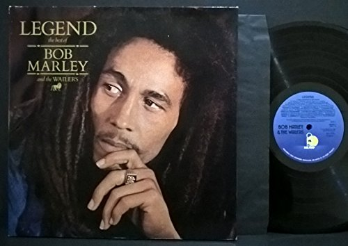 Price comparison product image Bob Marley & The Wailers - Legend - The Best Of Bob Marley And The Wailers - Island Records - BMW 1