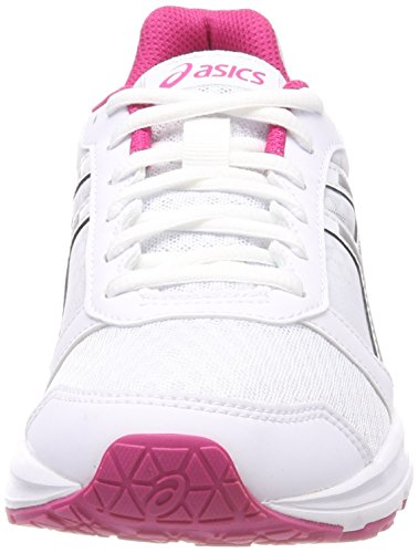 Running Bianco White Patriot fuchsia Scarpe Purple silver Donna 9 0193 Asics BtqxZw