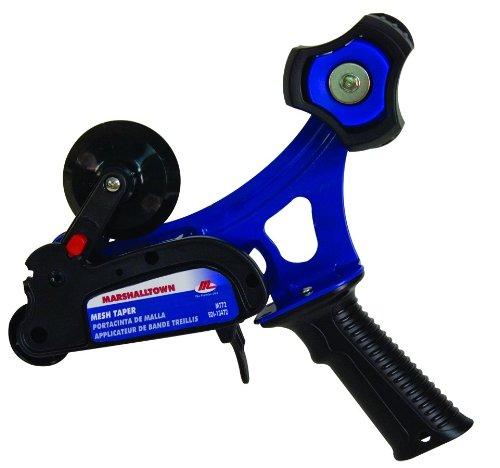 marshalltown-mt72-cloison-seche-platre-gaze-en-maille-ruban-adhesif-pistolet-distributeur-bleu