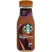Starbucks Fairtrade Frappuccino la bebida del café Mocha 250ml (Pack de 8 x 250 ml)