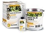 Pallmann Magic Oil 2K Color A/B, weiß - 3 Liter