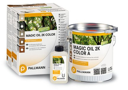 PALLMANN MAGIC OIL 2 K COLOR A/B