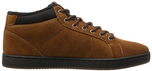 Etnies  Fader Mt, Chaussures de Skateboard homme Brown (Brown/Black/Gum203)