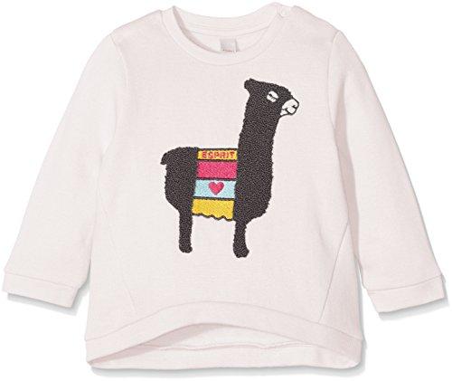ESPRIT Baby-Mädchen Sweatshirt RK15001, Rosa (Light Pink 311), 80