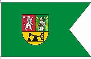 Anwesenheitsbanner Lauchhammer - 40 x 250cm - Flagge und Banner