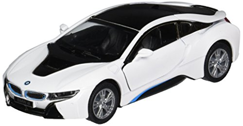 Kinsmart Bmw I8 1:36 Scale Super Car