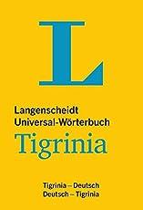 Langenscheidt Universal-Wörterbuch Tigrinia - mit Tipps für die Reise: Tigrinia-Deutsch / Deutsch-Tigrinia (Langenscheidt Universal-Wörterbücher)