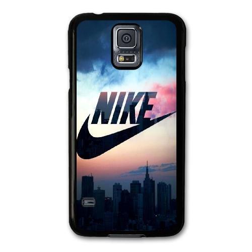 Coque pour NIKE LOGO Série Samsung Galaxy S5 Case noir Samsung Galaxy S5 Coque UIWEJDFGL9808 Color NIKE LOGO - 007