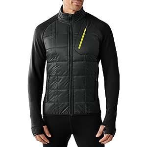 Smartwool corbet veste fonctionnelle pour homme 120 bSP643 jacket S Gris - Gris
