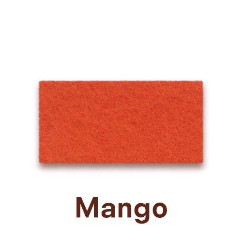 Hey-Sign Untersetzer quadratisch, ca 9 x 9 cm, Mango 20, St