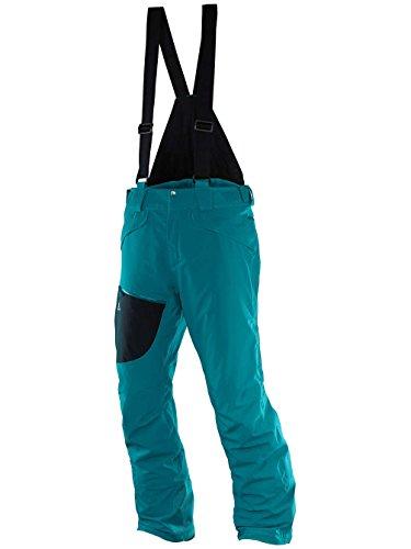 Salomon Chill Out Bib M - Pantalone da sci da Uomo, colore Blu, taglia S / L