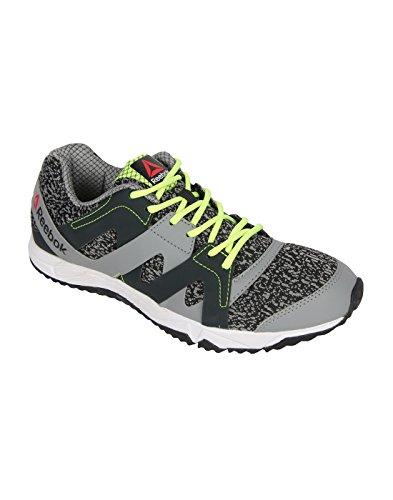 Reebok Men's Grey/Gravel Running Shoes – 11 UK/India (45.5 EU)(12 US) 414RyhvBWML
