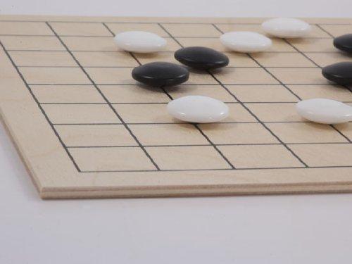 Go-Spiel-9×9-Go-fr-Einsteiger-mit-Glassteinen