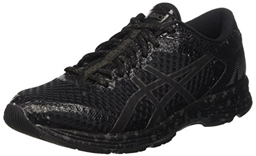 ASICS Gel-Noosa Tri 11, Chaussures de Running Homme, Multicolore Black/Charcoal, 45 EU
