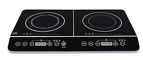 Silver style - 001182 - Table de cuisson induction 2 feux 3500w